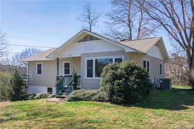 Asheville Single Family Home For Sale: 40 + 46 Vine Street #A + B