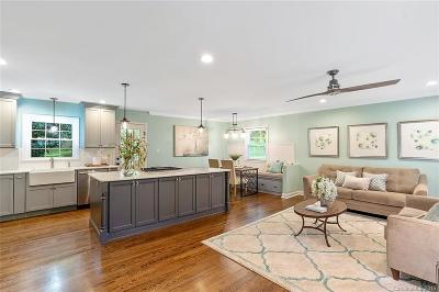 Charlotte Single Family Home For Sale: 3524 Round Oak Road