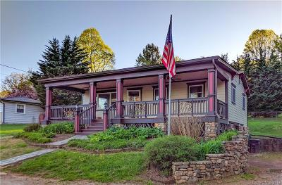 Candler Single Family Home Under Contract-Show: 21 Vista Knoll Road