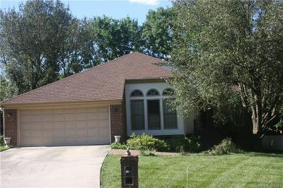 Single Family Home For Sale: 5100 Hunt Stand Lane