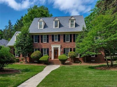 Southpark Single Family Home For Sale: 5200 Weaver Mill Lane