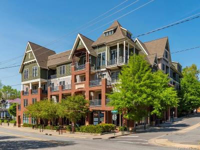 Buncombe County Condo/Townhouse For Sale: 190 Broadway Street #302
