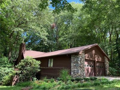 Fletcher Single Family Home For Sale: 1 S Wildwood Lane