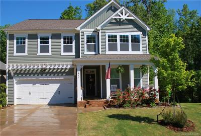 Belmont Single Family Home For Sale: 617 Ardent Trail