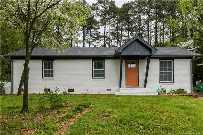 Charlotte Single Family Home For Auction: 3516 Birch Court