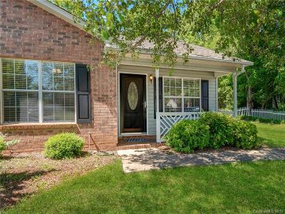 Fort Mill Condo/Townhouse For Sale: 519 Jacobs Ridge