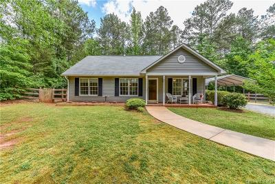 Waxhaw Single Family Home Under Contract-Show: 8003 Hope Lane