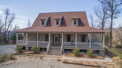 McDowell County Single Family Home For Sale: 37 Table Rock Drive #830