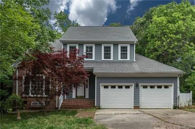 Single Family Home For Sale: 9423 Fairmead Drive