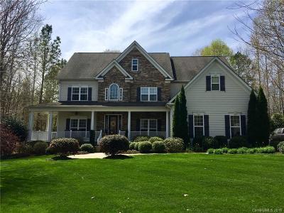 Single Family Home For Sale: 2100 Saddleridge Drive