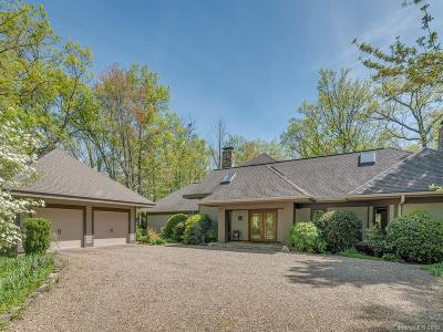 Lake Lure Single Family Home For Sale: 430 Winterle Road