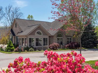 Weaverville Condo/Townhouse For Sale: 118 Mountain Meadow Circle