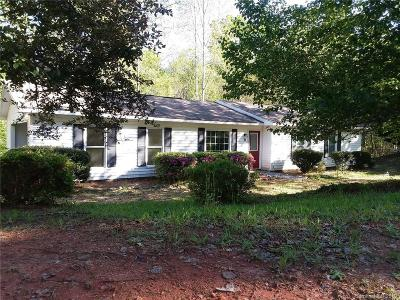 Mill Spring Single Family Home For Sale: 50 Hawkins Lane