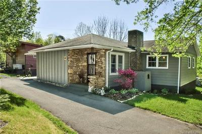 Weaverville Single Family Home Under Contract-Show: 120 Highland Street