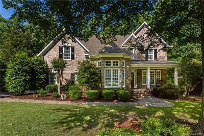 Charlotte Single Family Home For Sale: 10507 Moss Mill Lane