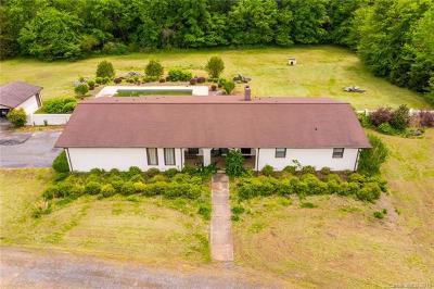 Concord Single Family Home For Sale: 4367 Weddington Road
