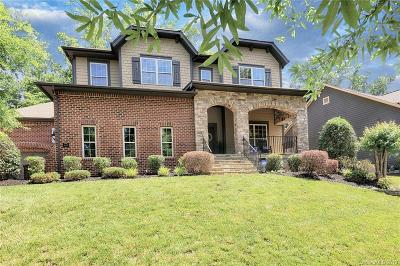 Huntersville Single Family Home Under Contract-Show: 14305 Old Vermillion Drive