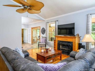 Asheville Single Family Home For Sale: 15 Holly Hill Court