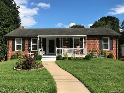 Statesville Single Family Home Under Contract-Show: 1104 Radio Road