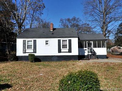 Charlotte Single Family Home For Sale: 1410 West Boulevard