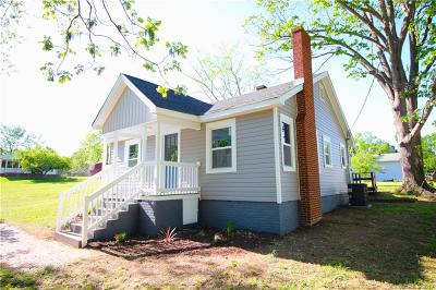 Kannapolis Single Family Home Under Contract-Show: 204 W 19th Street