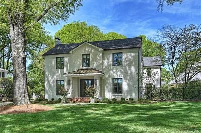 Charlotte Single Family Home For Sale: 1935 Queens Road W
