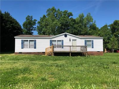 Statesville Single Family Home For Sale: 844 Bethesda Road #10