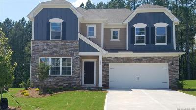 Troutman Single Family Home For Sale: 134 Falls Cove Drive #41