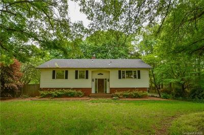 Monroe Single Family Home For Sale: 3004 Secrest Shortcut Road