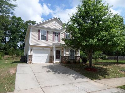 Cabarrus County Single Family Home Under Contract-Show: 1524 Matthew Allen Circle