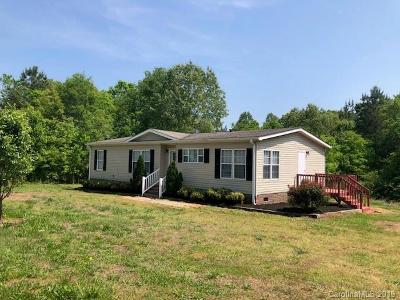 Cleveland County Single Family Home For Sale: 2327 Camp Creek Church Road