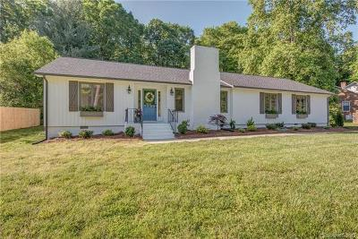 Belmont Single Family Home Under Contract-Show: 202 Belwood Drive