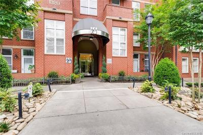 Dilworth Condo/Townhouse Under Contract-Show: 1320 Fillmore Avenue #501