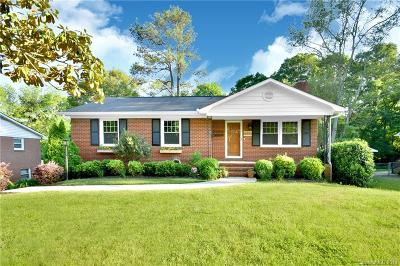 Charlotte NC Single Family Home Under Contract-Show: $317,000