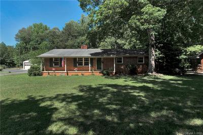 Mint Hill Single Family Home Under Contract-Show: 8029 Wilson Woods Drive