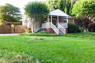 Single Family Home For Sale: 2801 Virginia Avenue