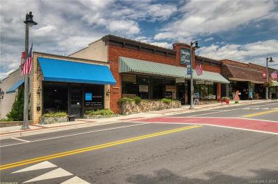 Tryon Commercial For Sale: 112,  120 N Trade Street