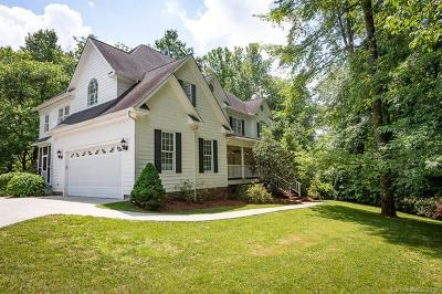 Statesville Single Family Home For Sale: 107 Brookmeade Drive