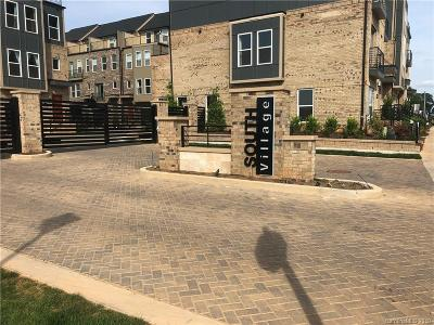 Charlotte Condo/Townhouse For Auction: 2924 Grand Union Way #11
