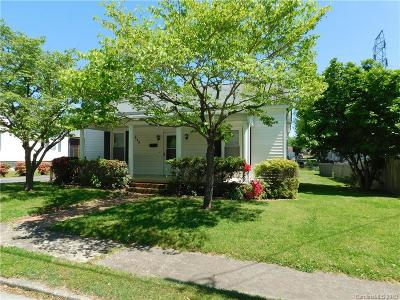 Kannapolis Single Family Home Under Contract-Show: 219 S Rose Avenue
