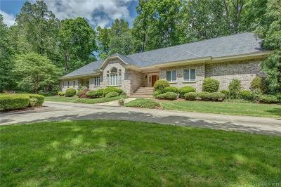 Gastonia Single Family Home For Sale: 2707 Ashbourne Drive