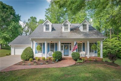Rutherfordton Single Family Home Under Contract-Show: 123 Gray Court