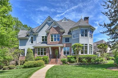 Mooresville Single Family Home For Sale: 115 Union Chapel Drive
