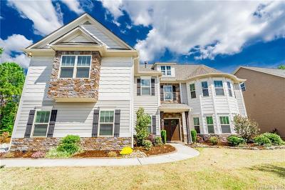 Huntersville Single Family Home For Sale: 13516 Crystal Springs Drive
