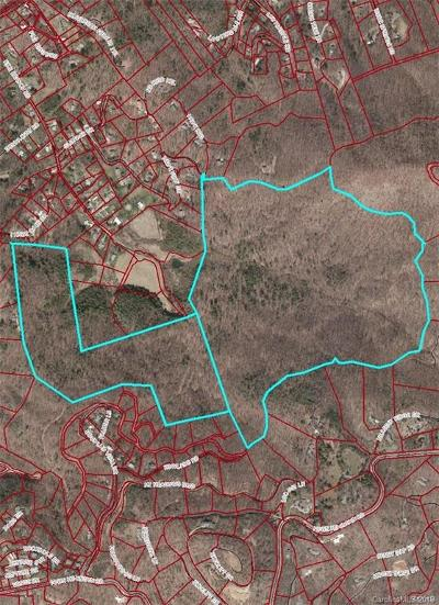 Asheville NC Residential Lots & Land For Sale: $2,995,000