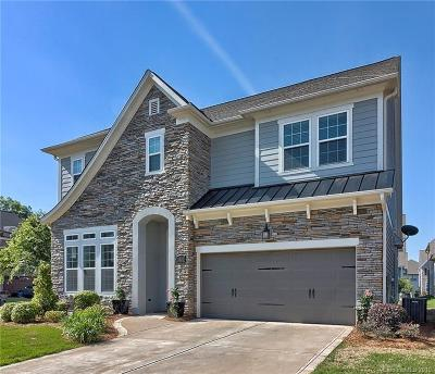 Charlotte Single Family Home Under Contract-Show: 6530 Honeymeade Circle