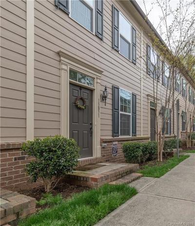 Huntersville Condo/Townhouse Under Contract-Show: 13831 Hill Street
