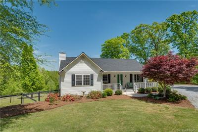 Tryon Single Family Home For Sale: 433 Meadow Crest Road