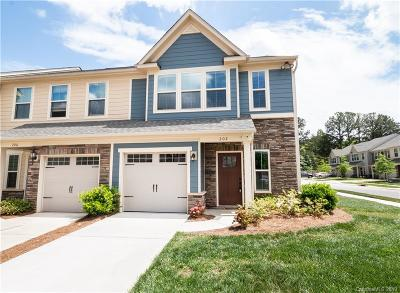 Stallings Condo/Townhouse Under Contract-Show: 202 Park Meadows Drive