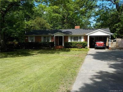 Waxhaw Single Family Home For Sale: 6418 Lancaster Highway